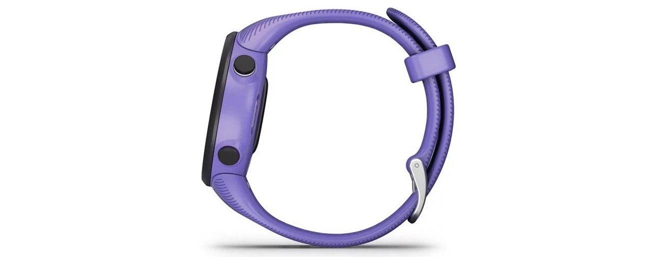Zegarek sportowy Garmin Forerunner 45S fioletowy