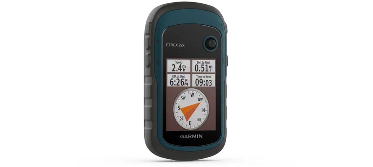 Nawigacja turystyczna Garmin eTrex 22x