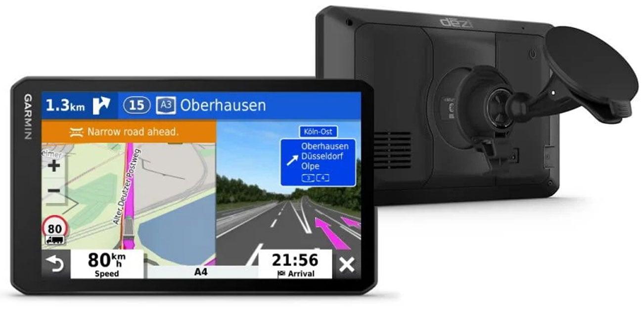Nawigacja Garmin Dezl LGV700 MT-S Europa