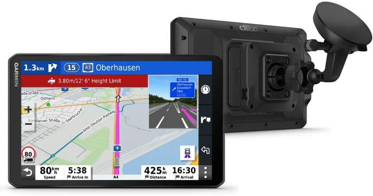 Nawigacja Garmin Dezl LGV800 MT-S Europa