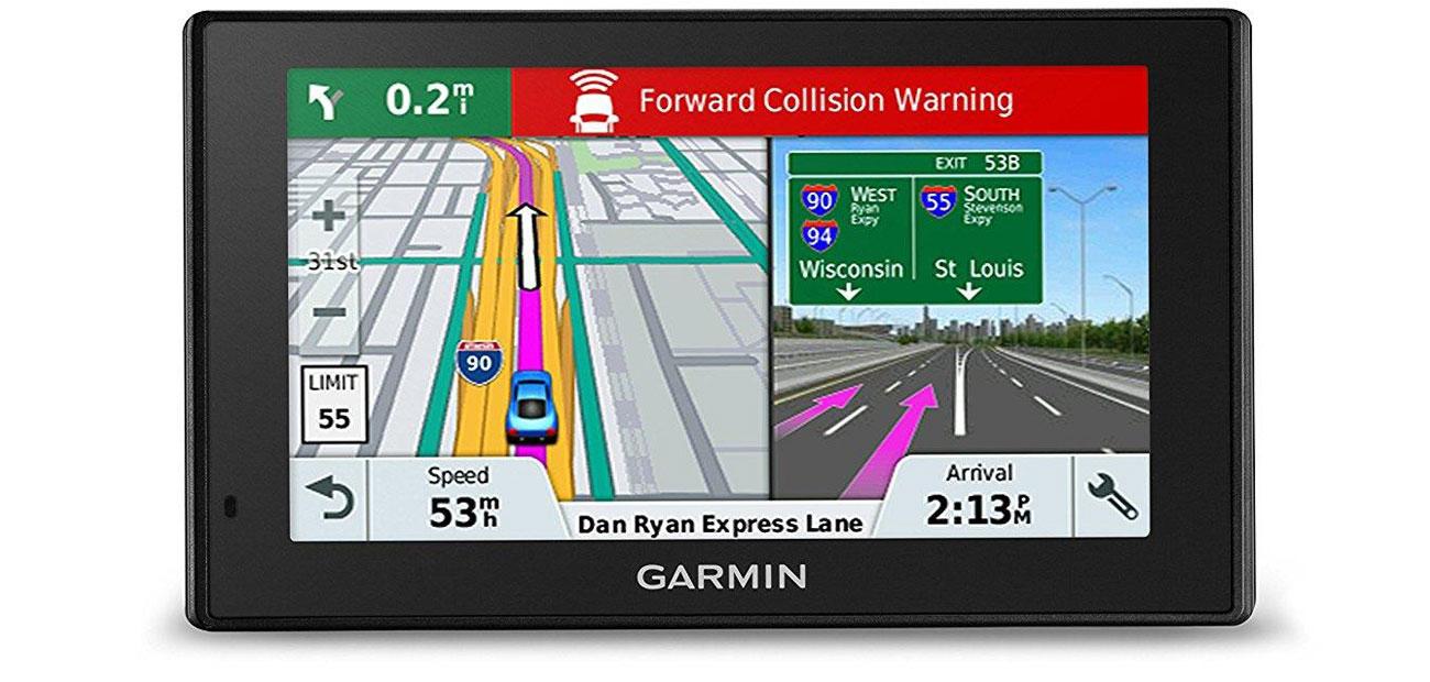 Funkcje ostrzeżeń dla kierowcy