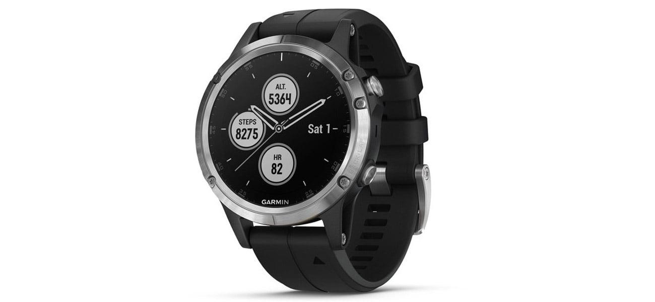 Garmin fēnix® 5 Plus Idealny zegarek dla sportowców