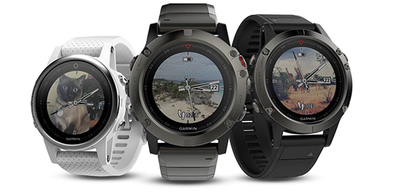 Spersonalizowane aplikacje i tarcze zegarka