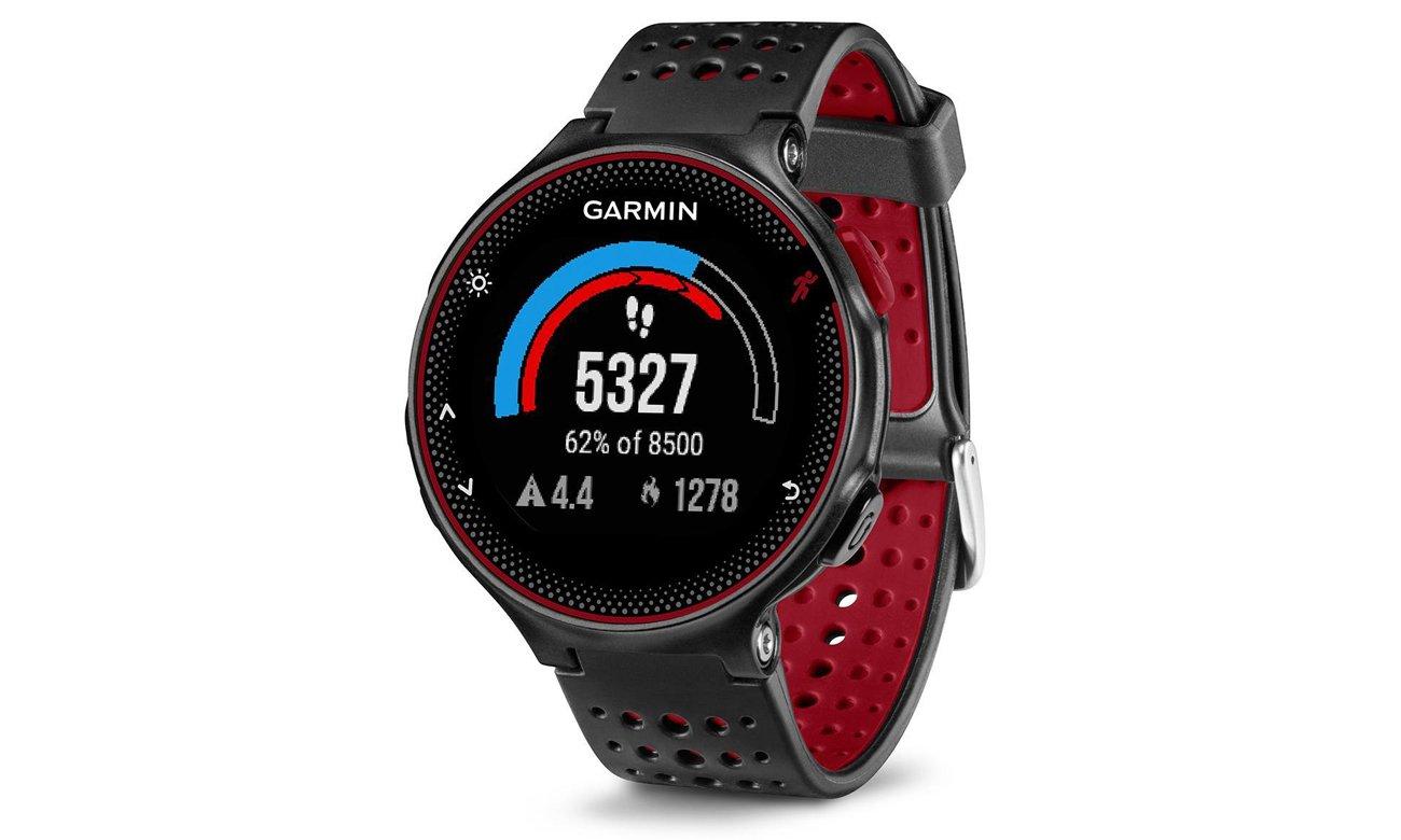 Personalizacja zegarka i treningu