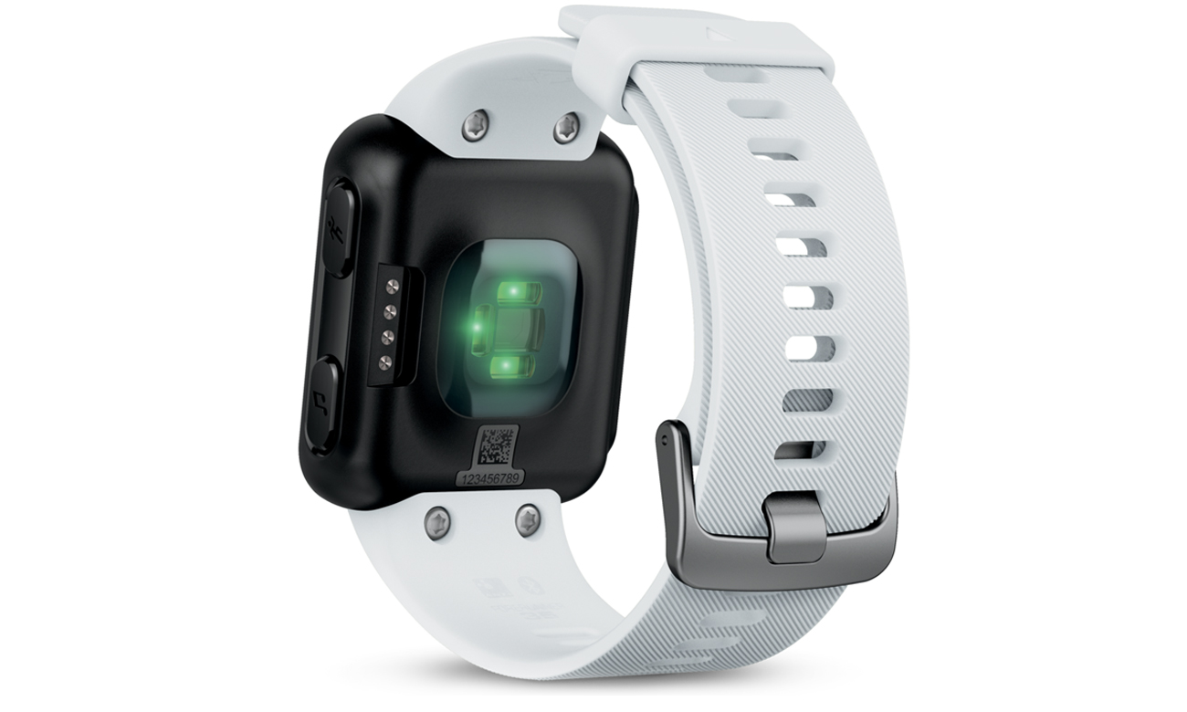 Zegarek sportowy Garmin Forerunner 35 Biały Tył