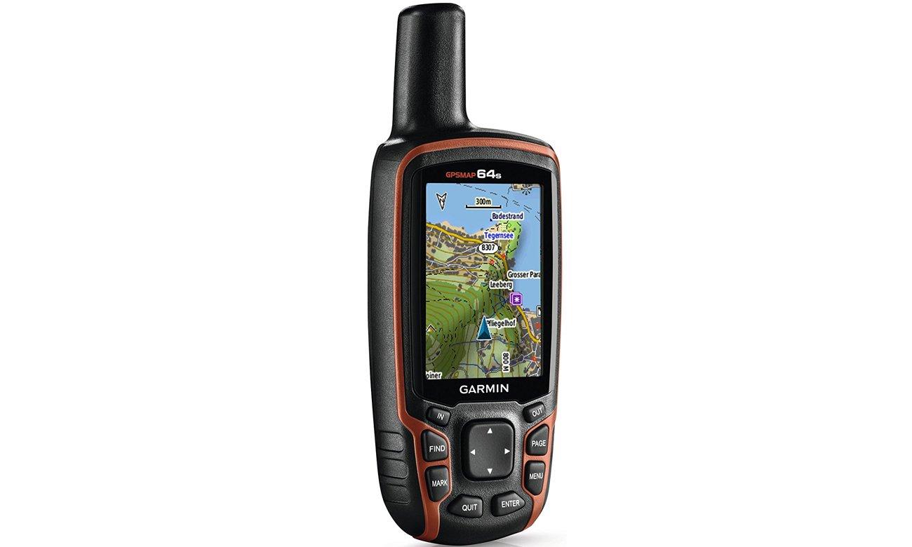 Ręczna nawigacja Garmin GPSMap 64s