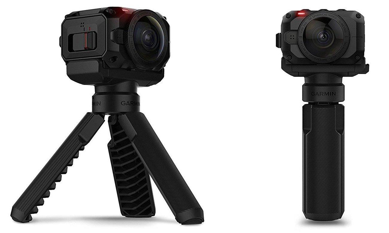 Kamera Garmin VIRB 360 Tryby nagrywania