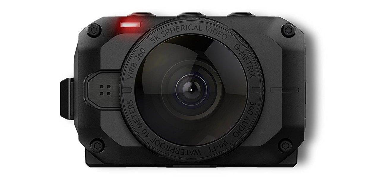 Kamera Garmin VIRB 360 Filmy 4K ze sferyczną stabilizacją obrazu