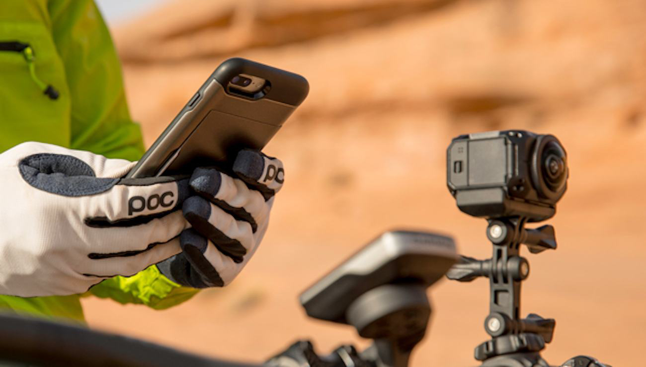 Kamera Garmin VIRB 360 Edytuj filmy i przesyłaj je strumieniowo