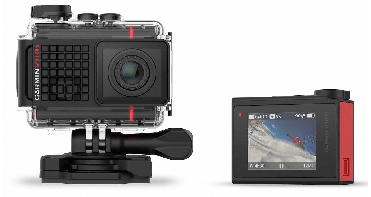 Kamera Garmin VIRB Ultra 30 Kolorowy wyświetlacz LCD