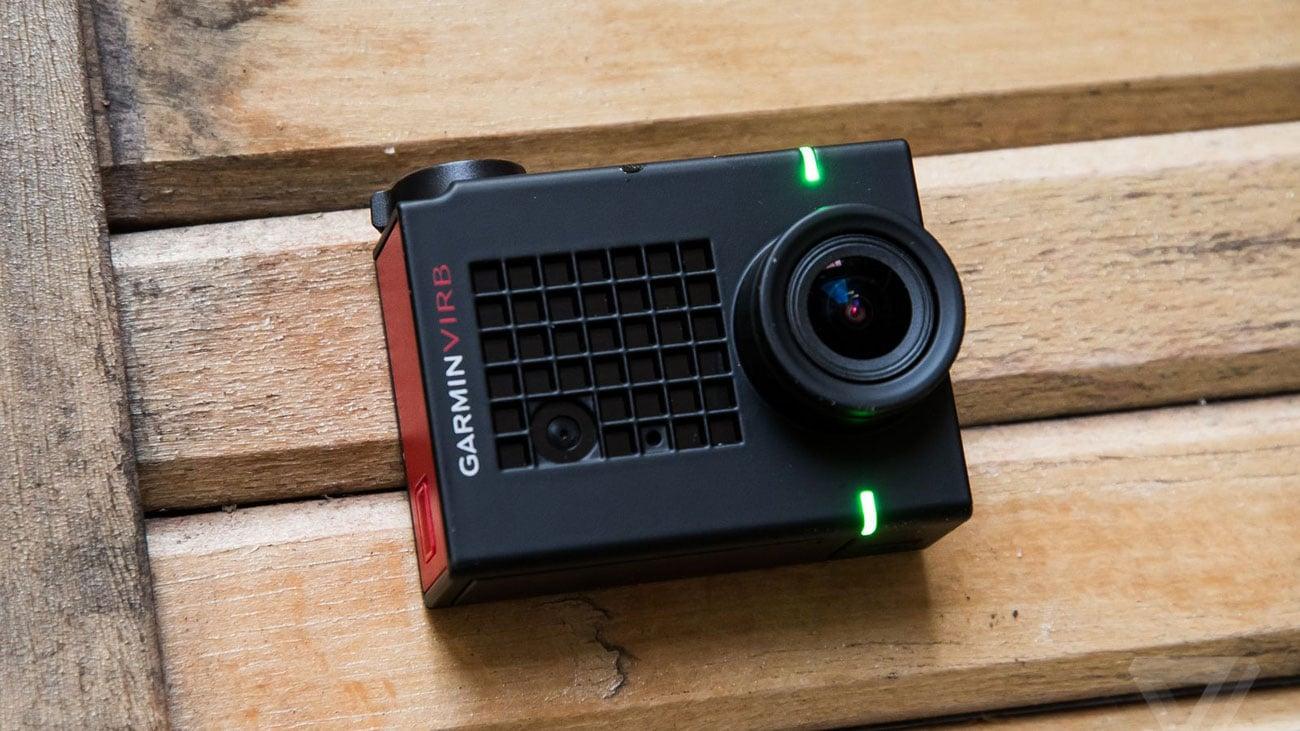 Kamera Garmin VIRB Ultra 30 Sterowanie głosowe