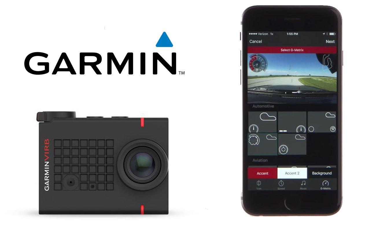 Kamera Garmin VIRB Ultra 30 Aplikacja mobilna