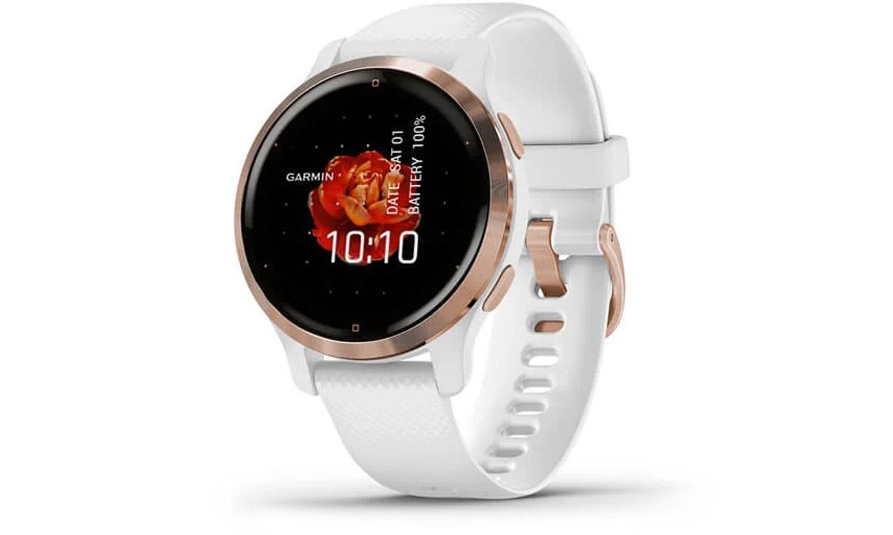 Smartwatch Garmin Venu 2S Różowozłoty