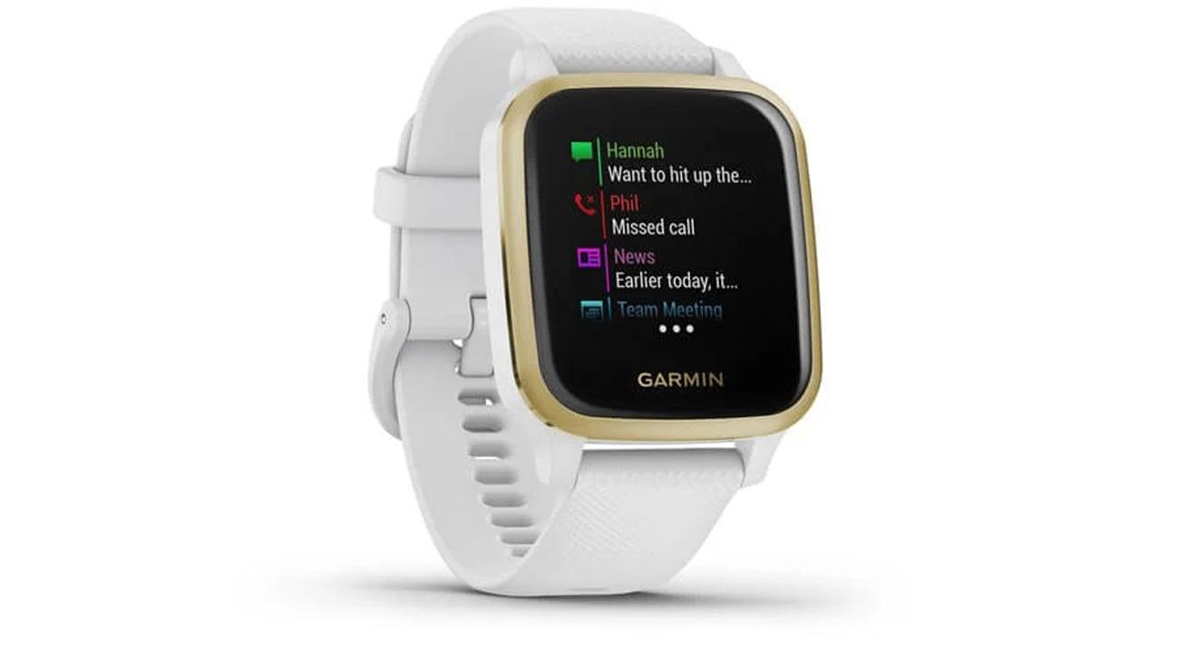 Smartwatch Garmin Venu Sq Biały