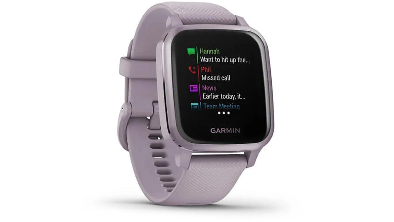 Smartwatch Garmin Venu Sq Fioletowy