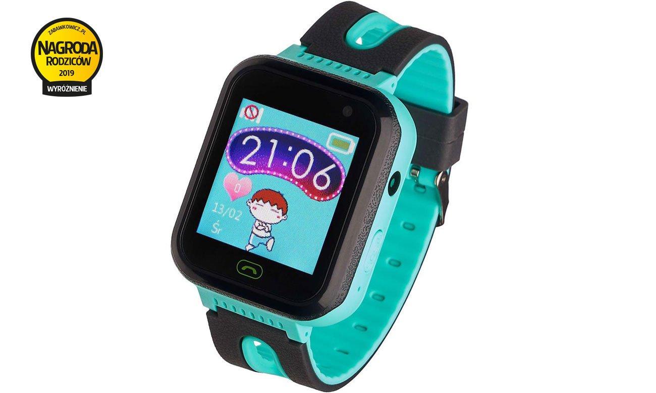 Telefon komórkowy w zegarku