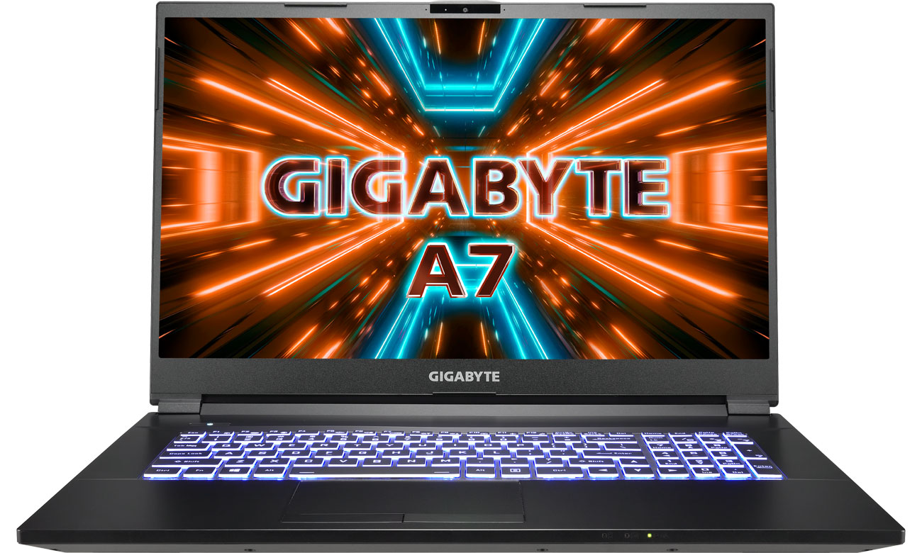 Gigabyte A7 ekran 144 Hz