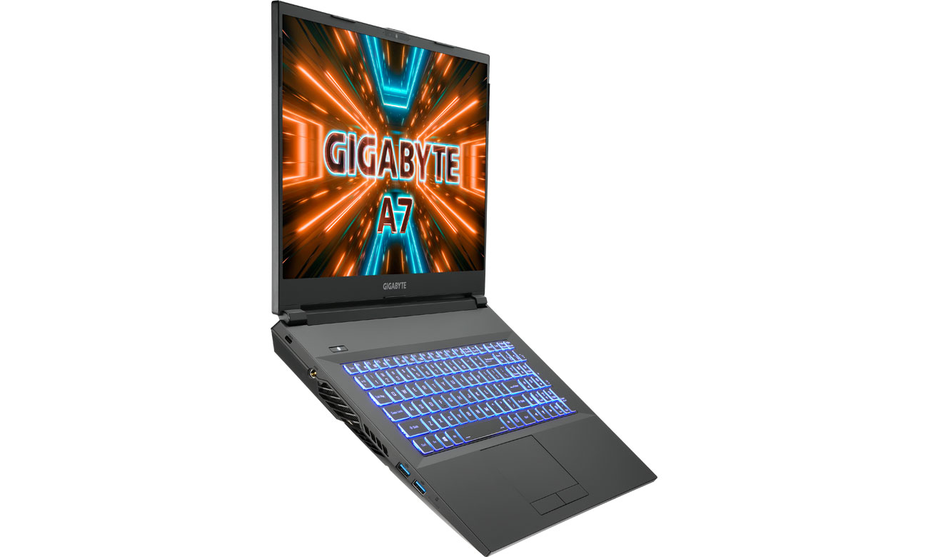 Laptop gamingowy Gigabyte A7