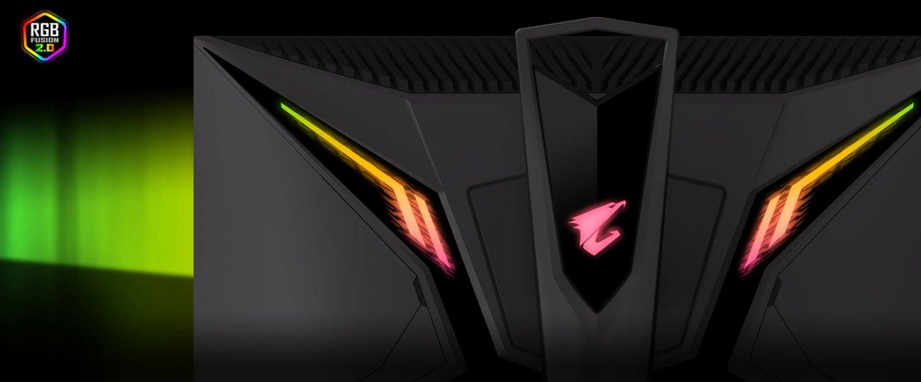 Gigabyte Aorus AD27QD HDR Podświetlenie RGB
