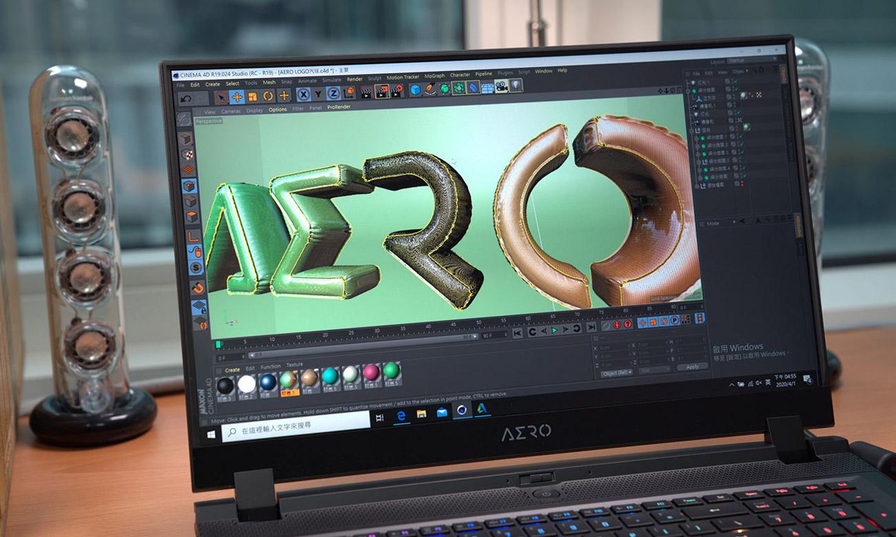 Ekran o wielu zaletach z rozdzielczością 4K i HDR 400