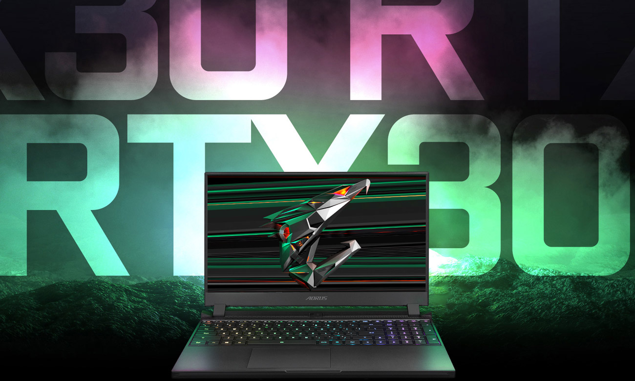 Відеокарта NVIDIA GeForce RTX 30 серії