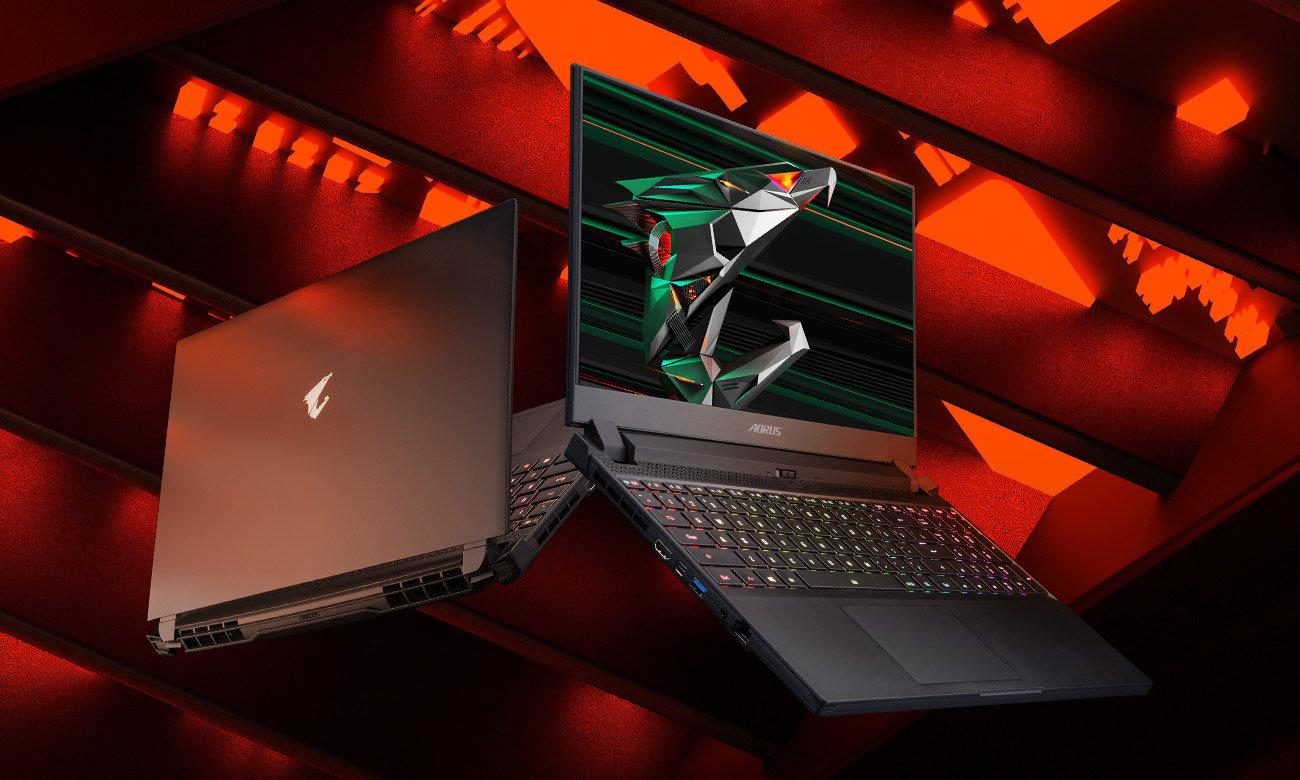 Ноутбук Gigabyte AORUS 15G Gamingowy