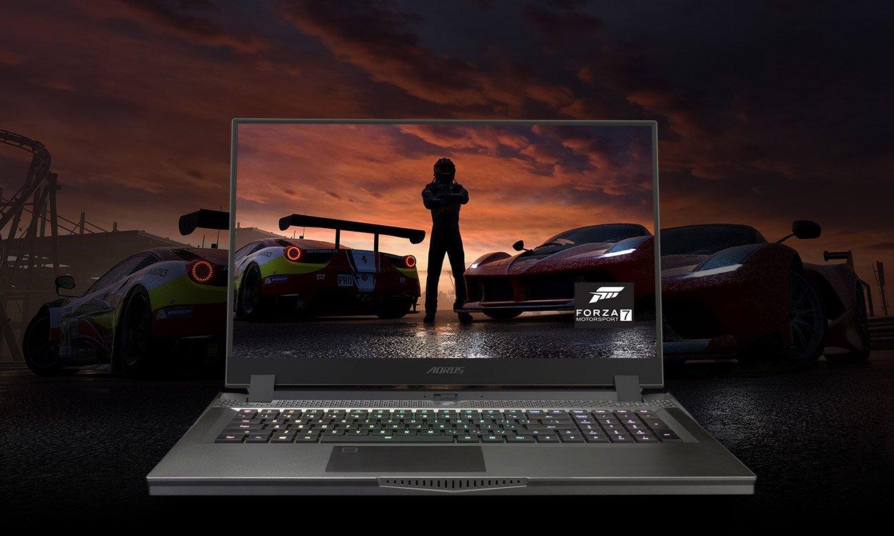 Laptop Gigabyte AORUS 17G