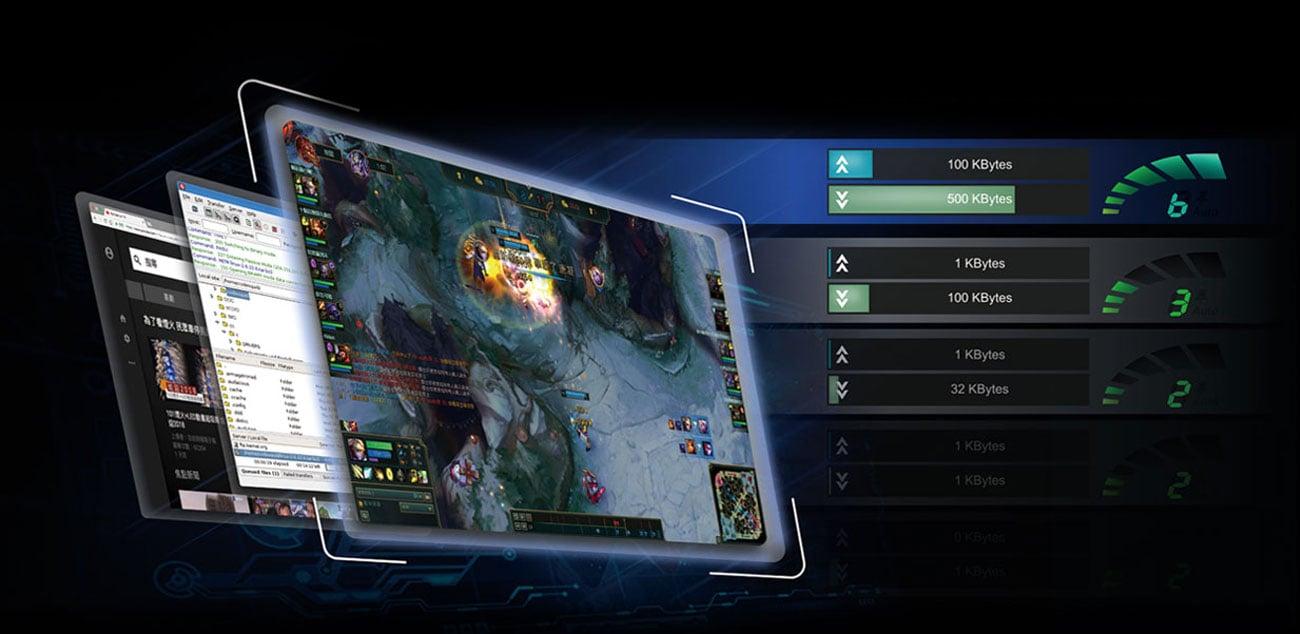 Gigabyte B360M HD3 Gamingowy układ LAN