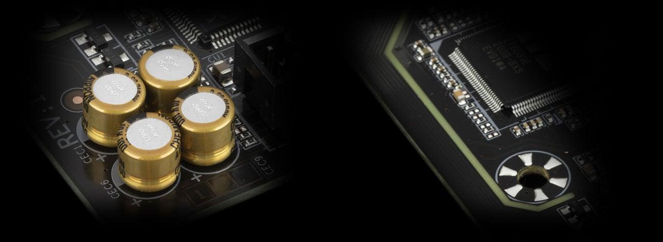 Gigabyte B560M D3H - Audio
