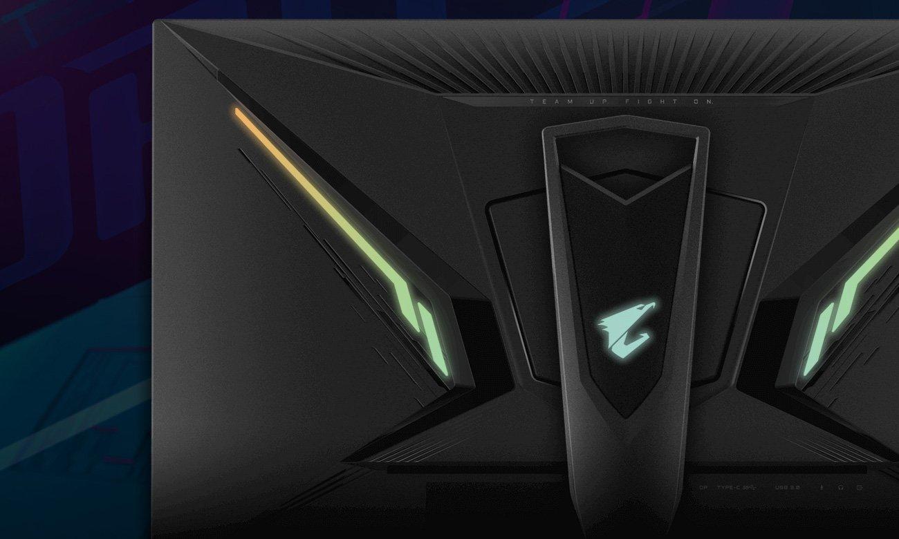 Podświetlenie RGB Fusion 2.0 i wbudowane głośniki
