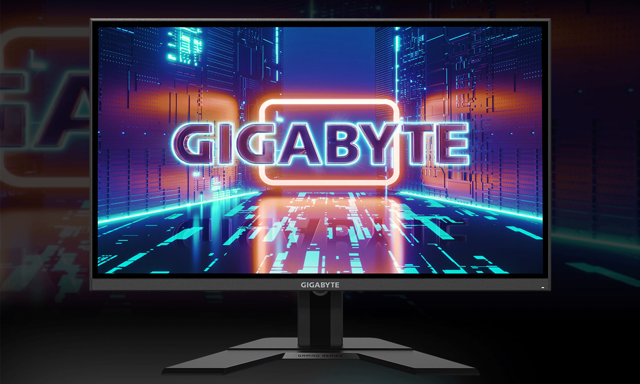 Monitor dla graczy Gigabyte G27F