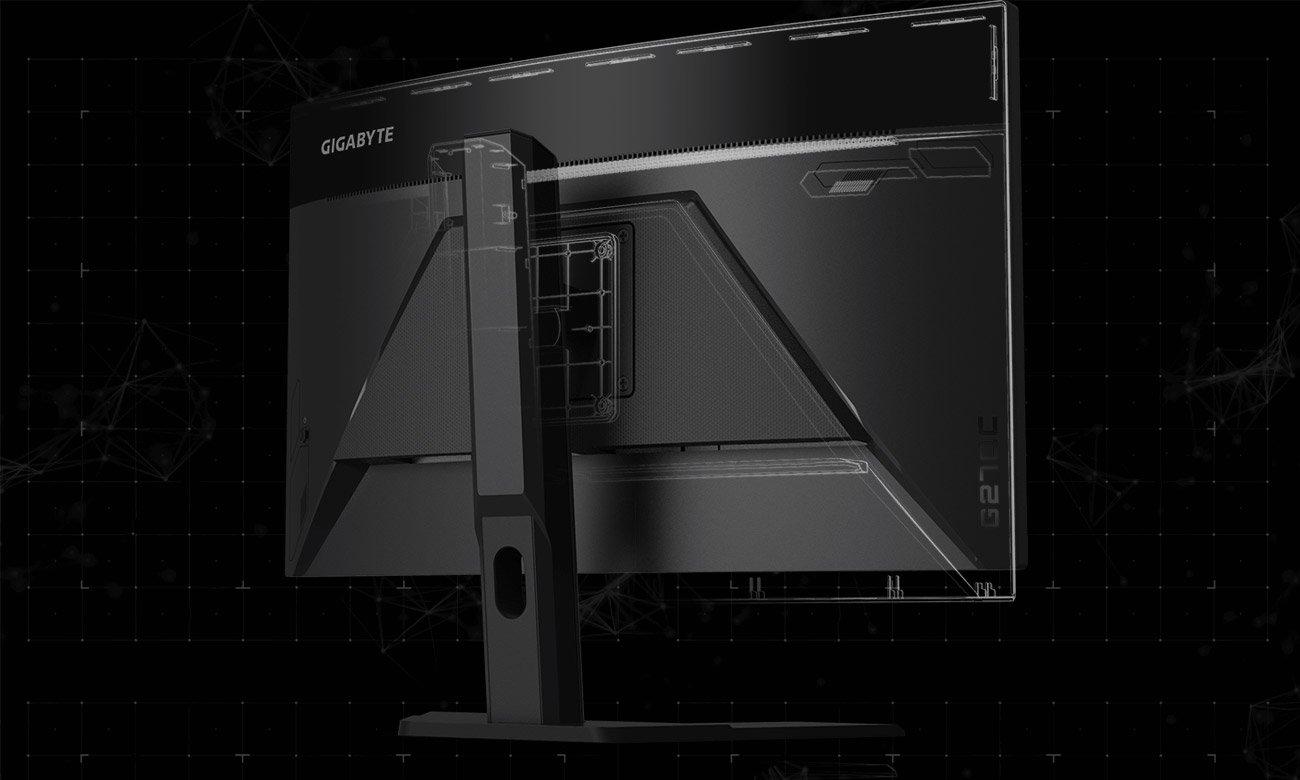 Monitor dla graczy Gigabyte G27QC Curved