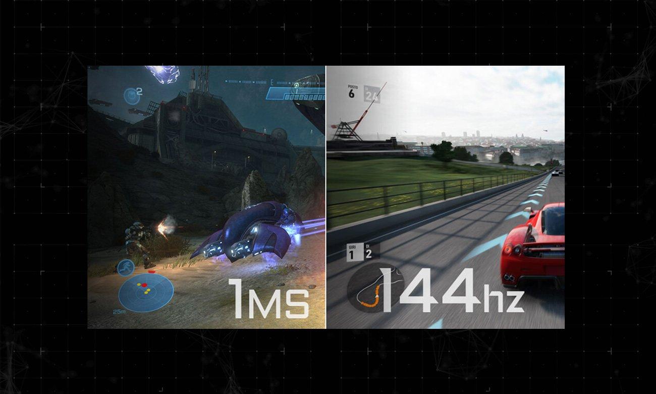 Monitor dla graczy Gigabyte G34WQC