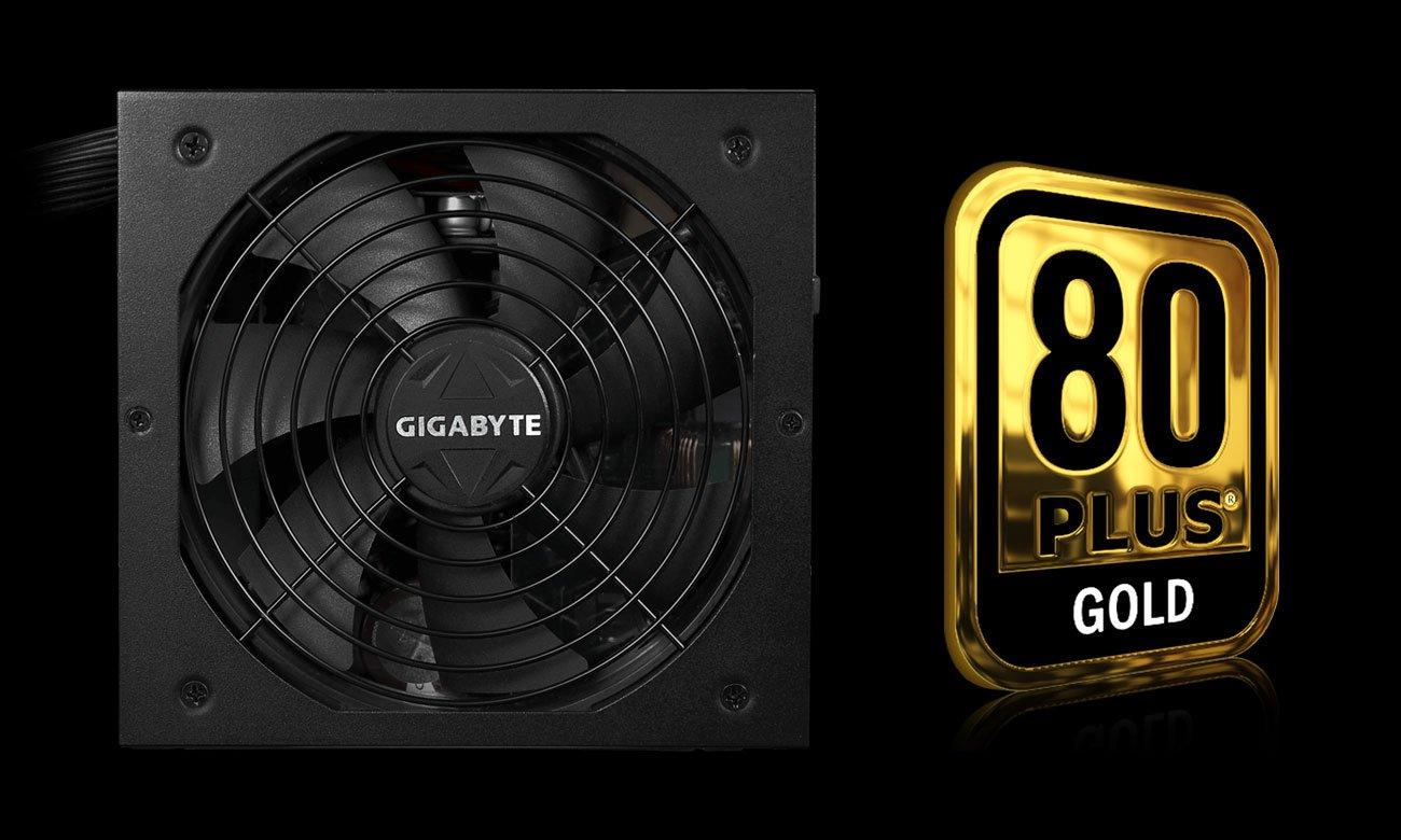 Gigabyte G750H Pół-modularny, 80 PLUS Gold
