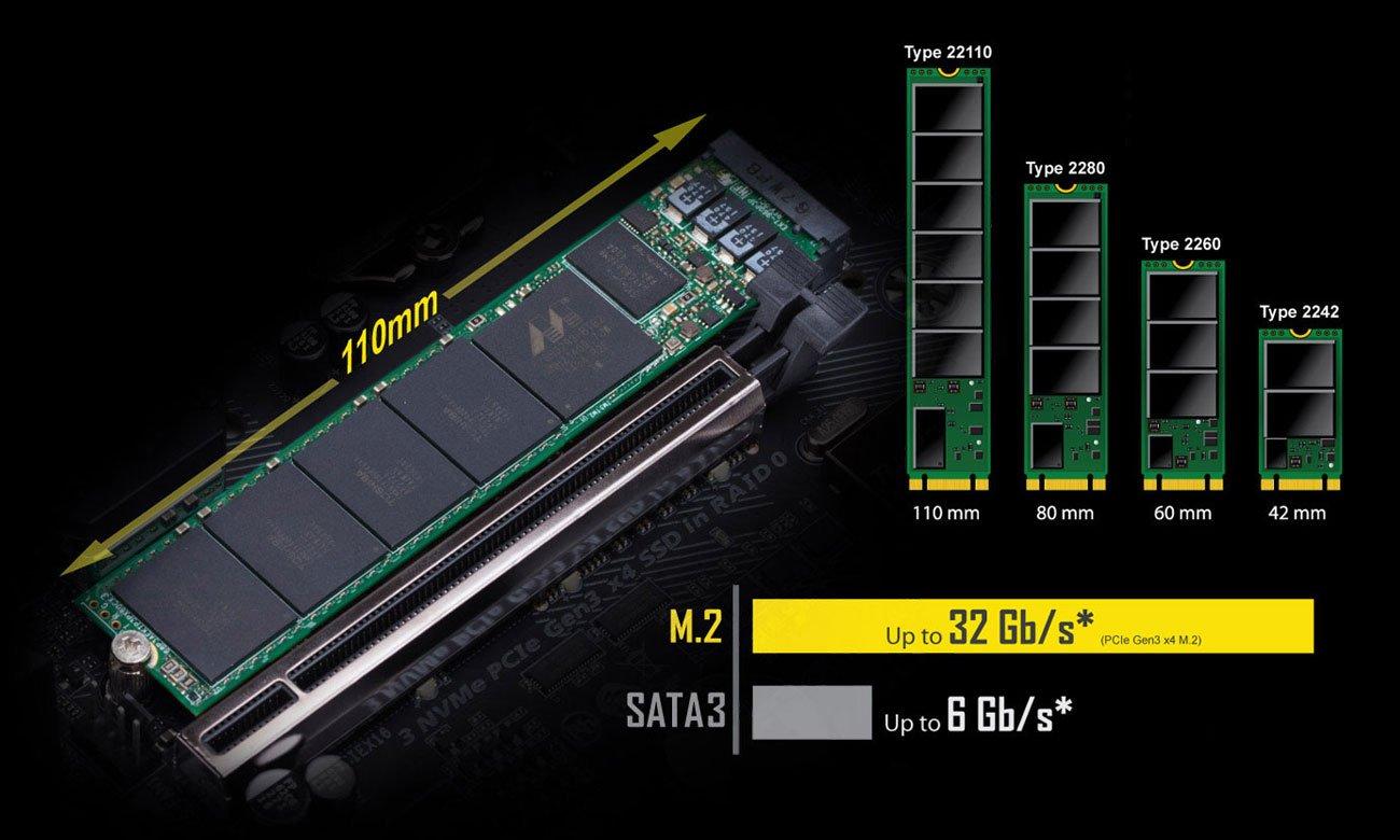 Gigabyte GA-A320M-S2H NVMe PCIe Gen3 x4 M.2