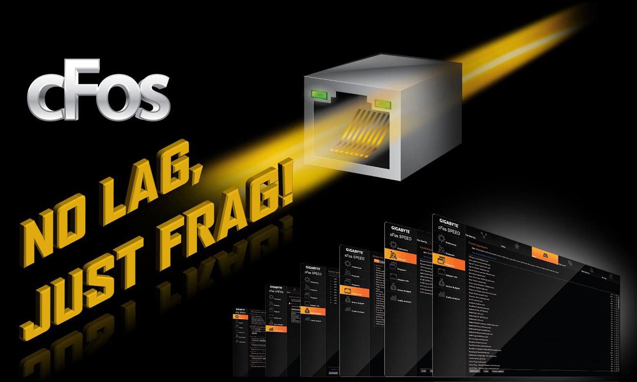 Gigabyte GA-AB350M-HD3 Realtek® GbE LAN