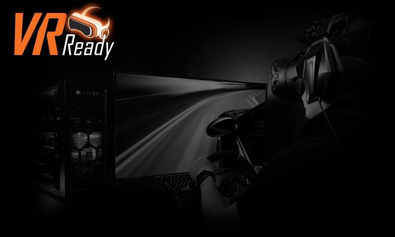 Gigabyte GA-AX370-Gaming 5 Wsparcie dla VR