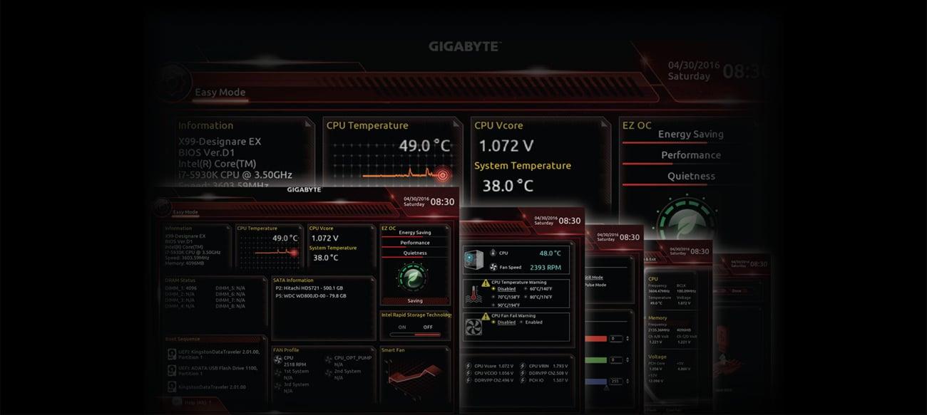 Gigabyte GA-B250M-D3H odświeżony BIOS