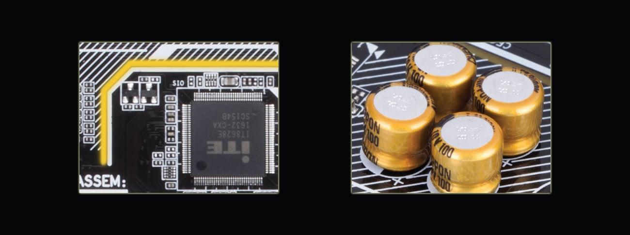 Gigabyte GA-H110-D3A Audio Realtek ALC887