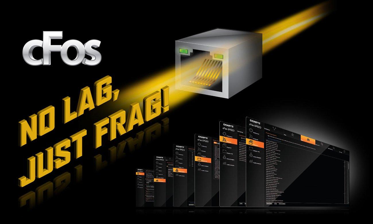 Gigabyte GA-H110-D3A Realtek® GbE LAN