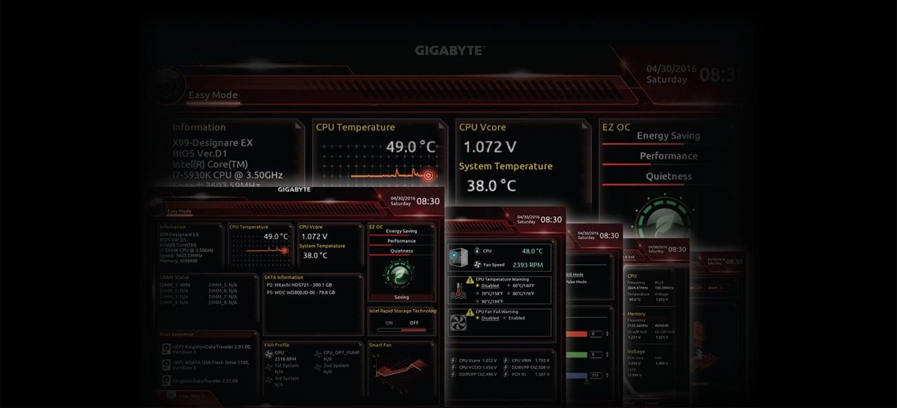 Gigabyte GA-Z270X-ULTRA GAMING odświeżony BIOS