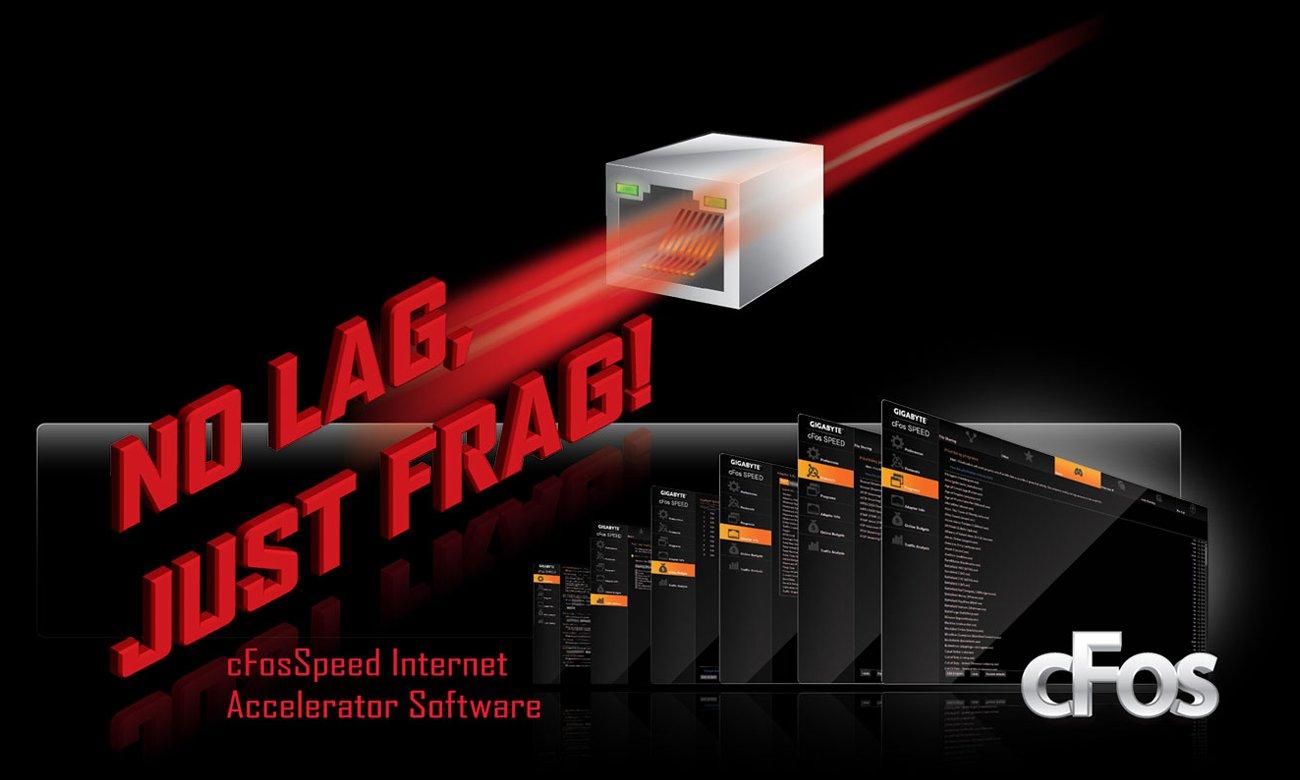 Gigabyte GA-Z270X-ULTRA GAMING Intel® GbE LAN