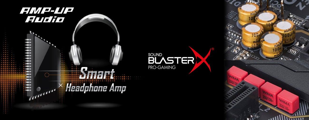 Gigabyte Z370 AORUS Gaming 5 Realtek ALC1220 Sound Blaster X