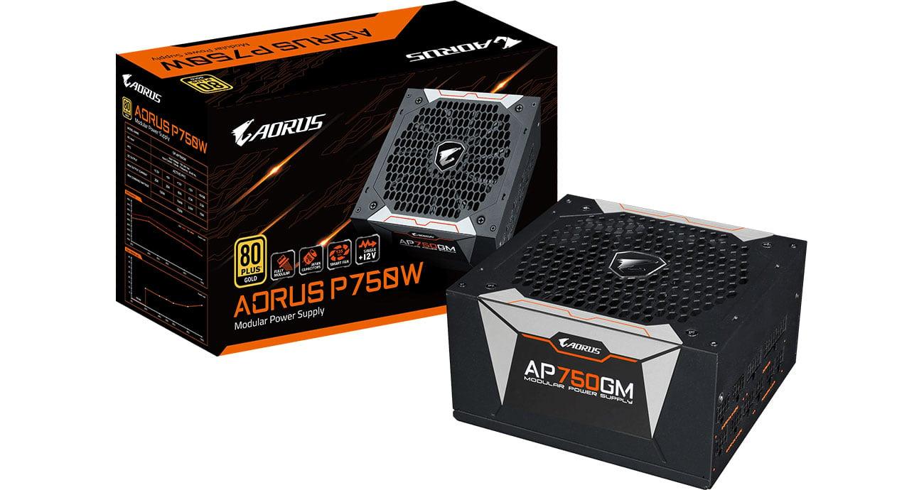 Zasilacz Gigabyte AP750GM-EU 750W GP-AP750GM-EU