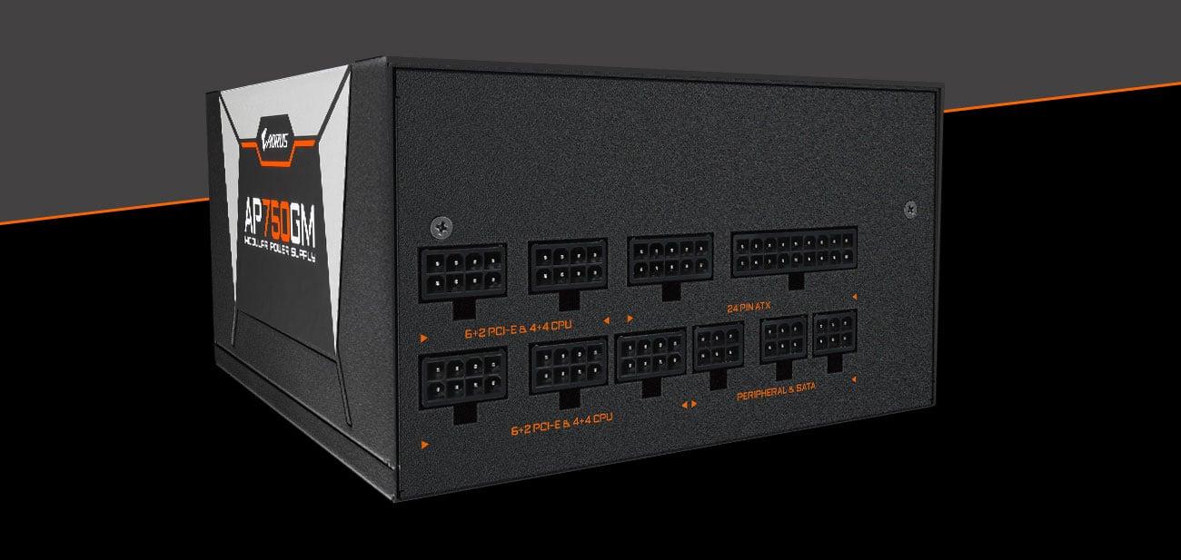 Aours P750W - Modularny design
