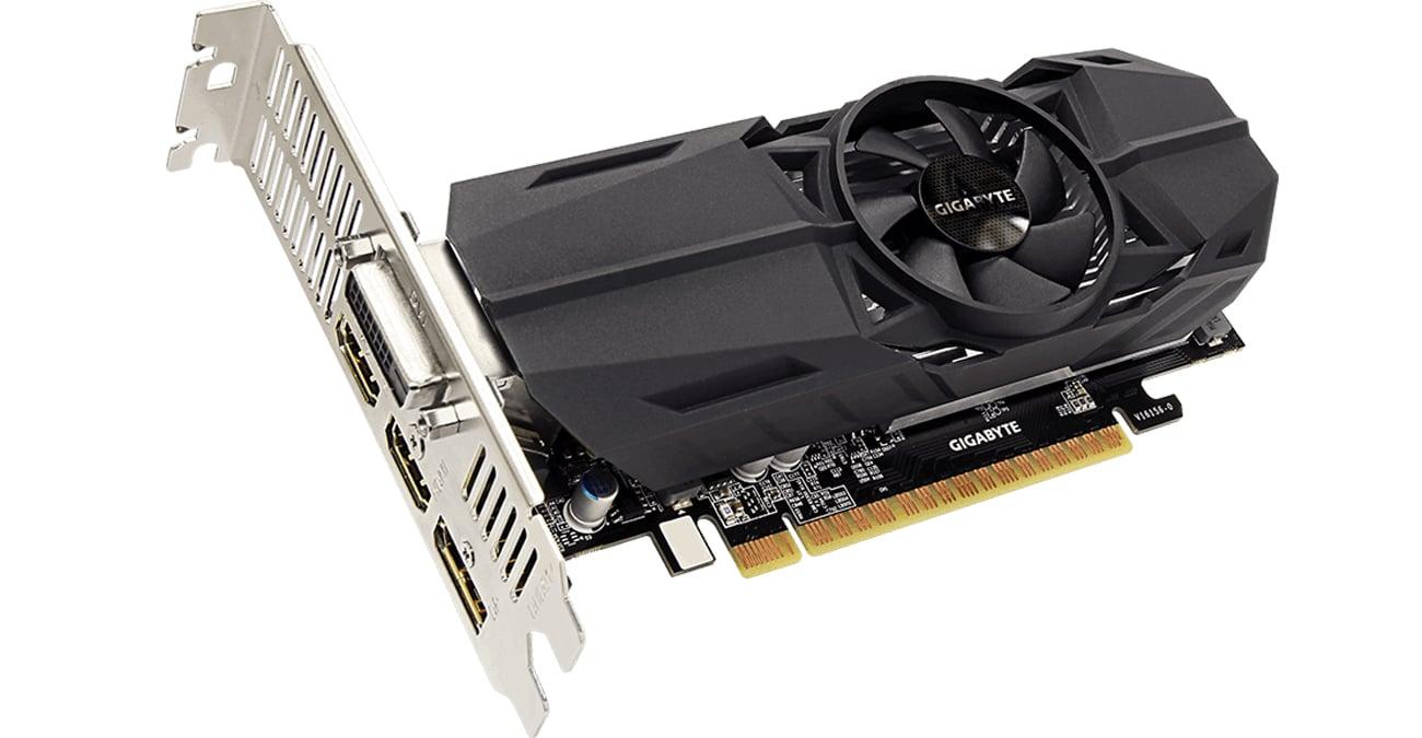 Gigabyte GeForce GTX 1050 OC Low Profile