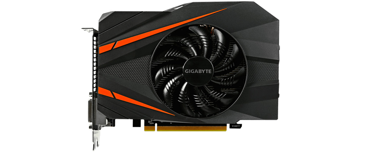 Gigabyte GeForce GTX 1060 Mini ITX OC