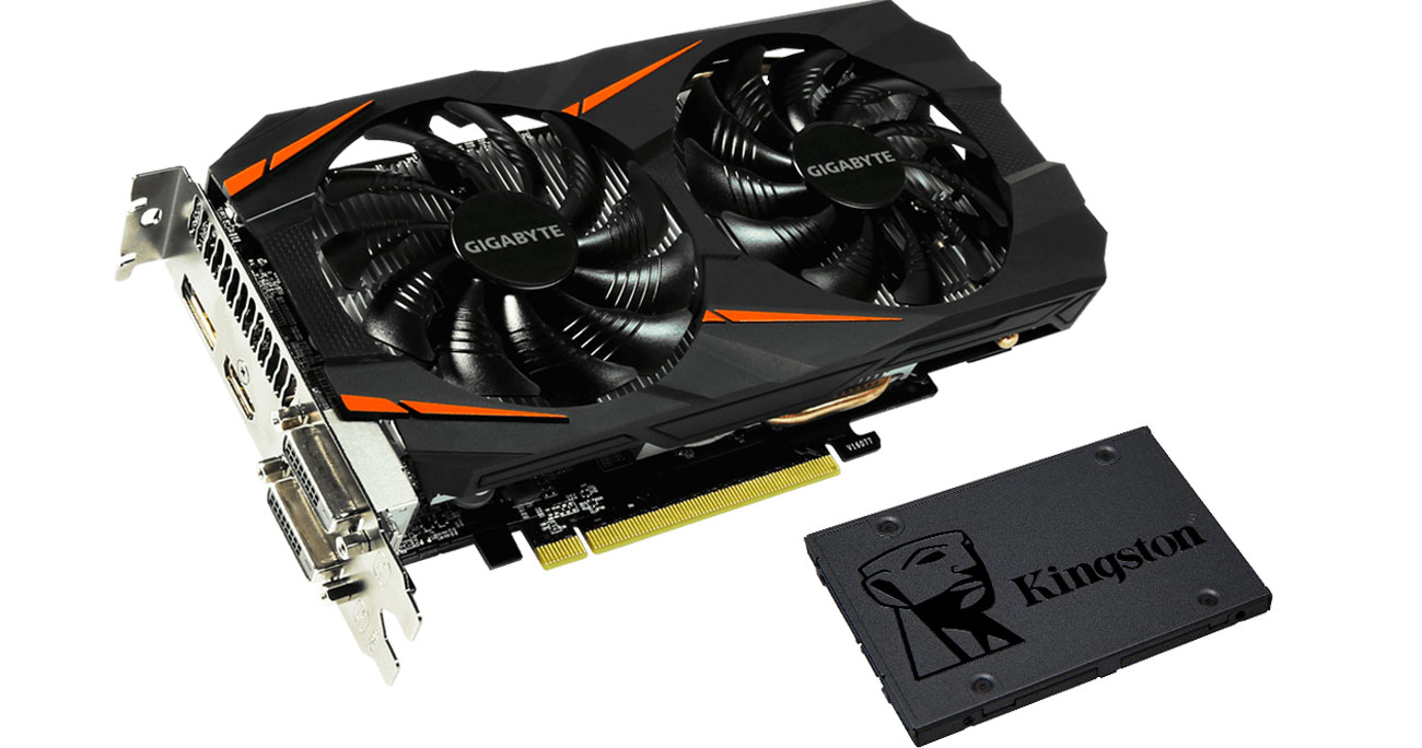Gigabyte GeForce GTX 1060 WindForce II