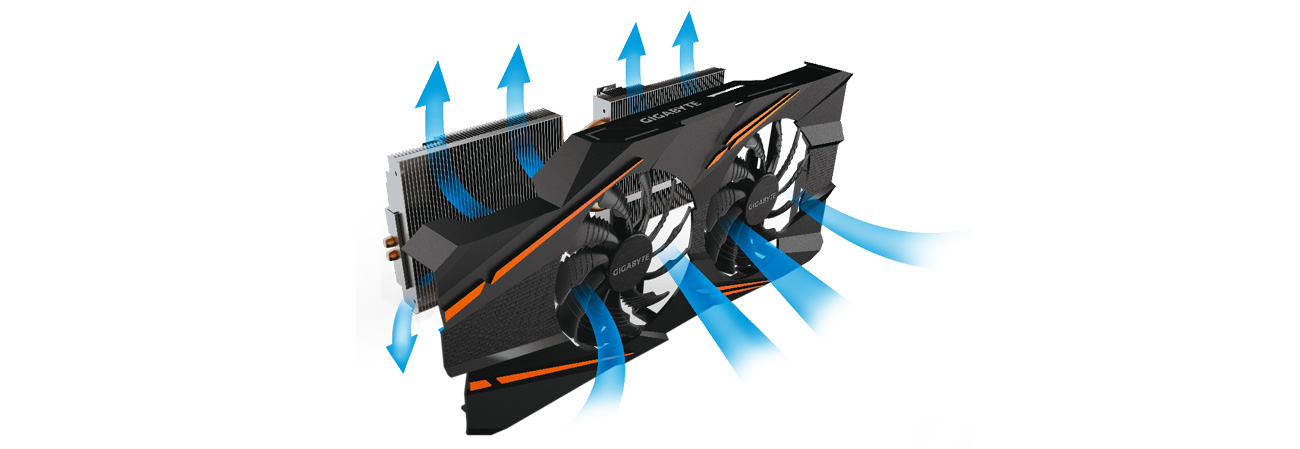 Gigabyte GeForce GTX 1070 Ti WINDFORCE