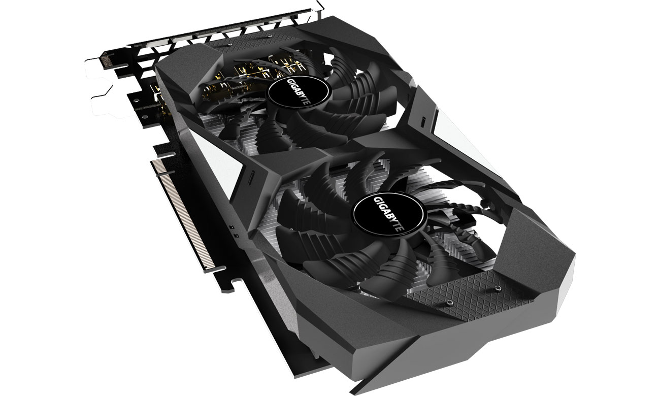 Gigabyte GeForce GTX 1650 WINDFORCE OC